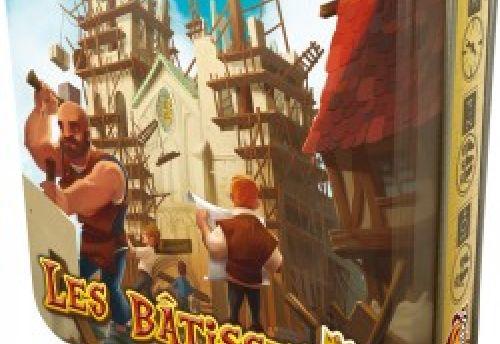 Les bâtisseurs - Moyen-Âge