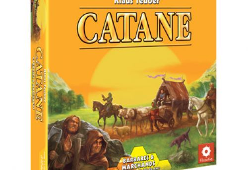 Les Colons de Catane - Marchands et Barbares