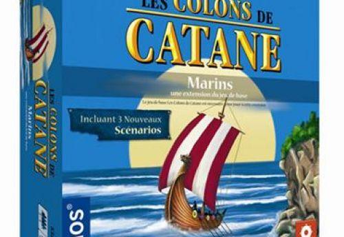 Les Colons de Catane - Les Marins de Catane
