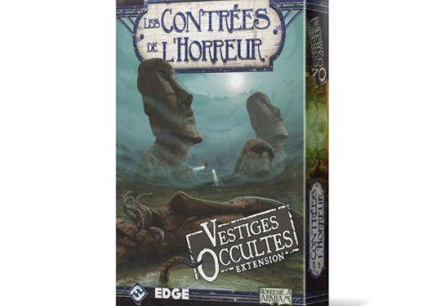 Les Contrées de l'horreur : Vestiges Occultes