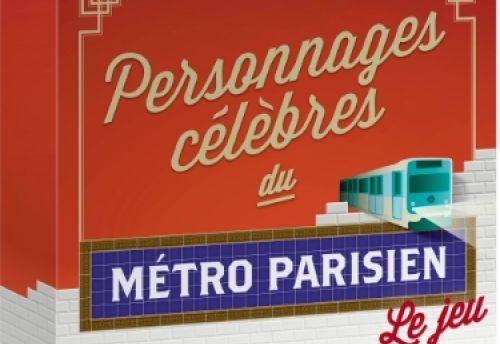 Les personnages célèbres du métro parisien
