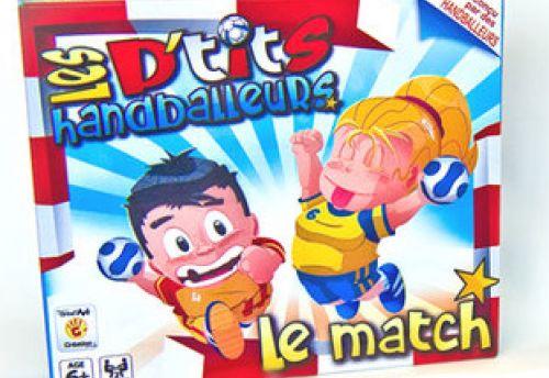 Les Ptits Handballeurs – Le Match