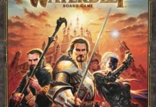 Lords of Waterdeep Boardgame