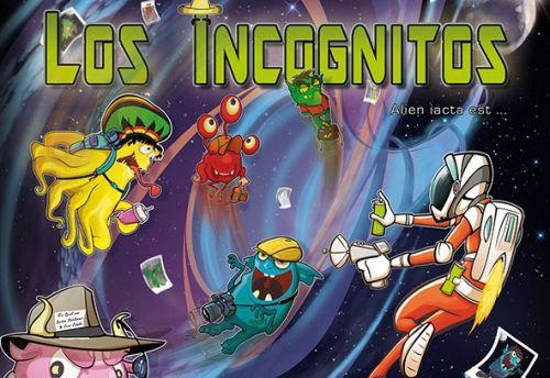 Los Incognitos: Alien iacta est