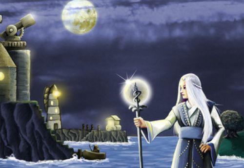 Luna - Im Tempel der Mondpriesterin