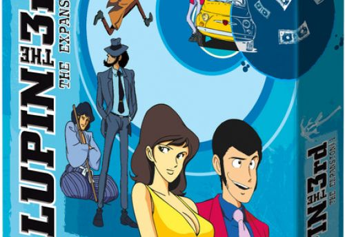 Lupin the Third: The Expansion #1