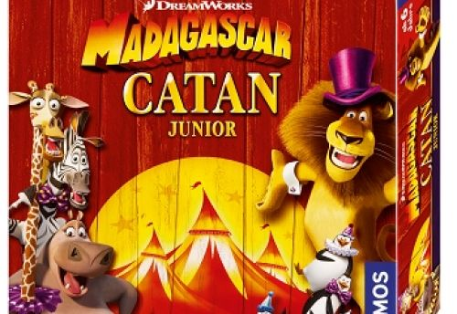 Madagascar Catan Junior
