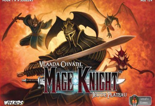 Mage Knight le jeu