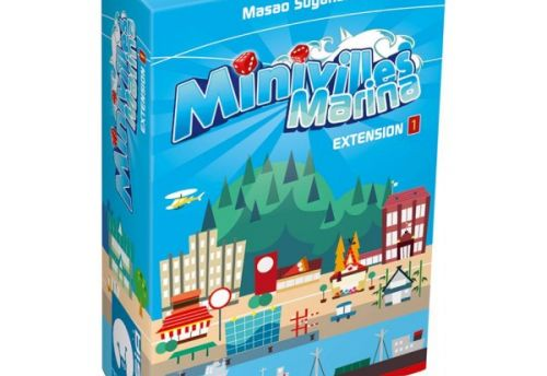 Minivilles : extension Marina