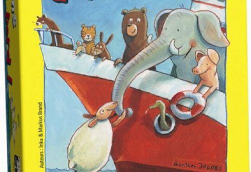 Moutons à bord !