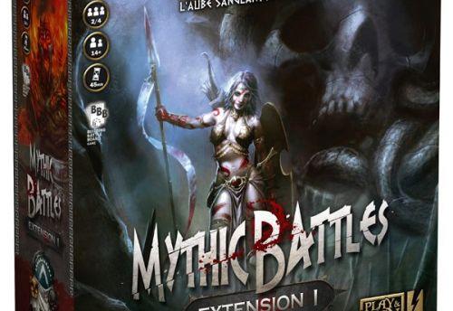 Mythic Battles - L'aube sanglante des légendes