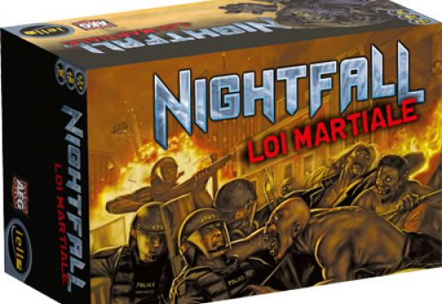 Nightfall: La loi martiale