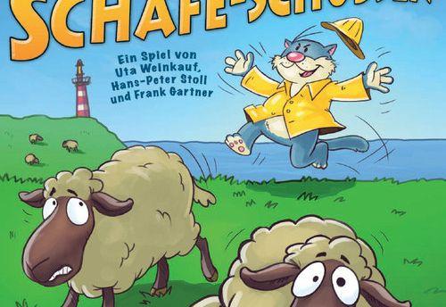 Ostfriesisches Schafe-Schubsen