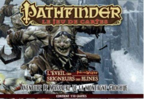 Pathfinder JCE- Le Massacre de la montagne Crochue