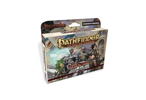 Pathfinder Jeu de cartes :  Extension personnages