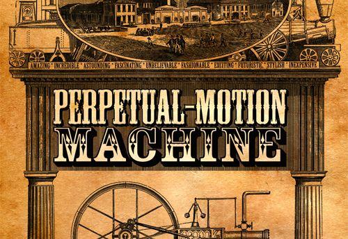 Perpetual-Motion Machine