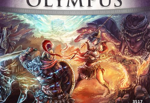 Fight for Olympus