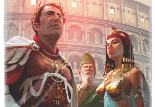 7 Wonders : Leaders Anniversary Pack