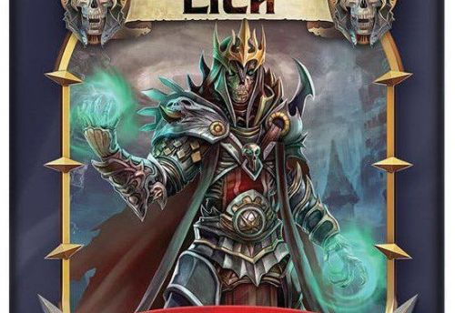Hero Realms - Boss Deck : La Liche