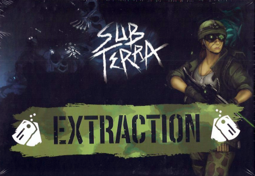Sub Terra : Extraction