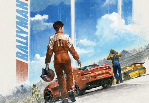 Rallyman : GT