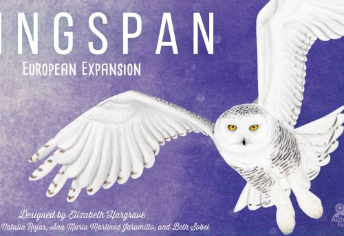 Wingspan : extension Europe