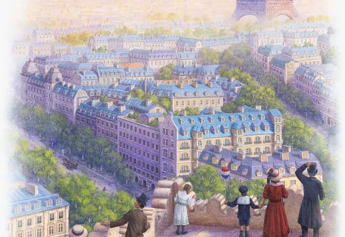 Paris: l'Étoile