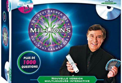 Qui veut gagner des millions? électronique