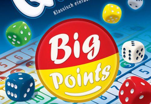 Qwixx: Big Points