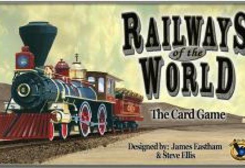 Railways of the World - Le Jeu de Cartes