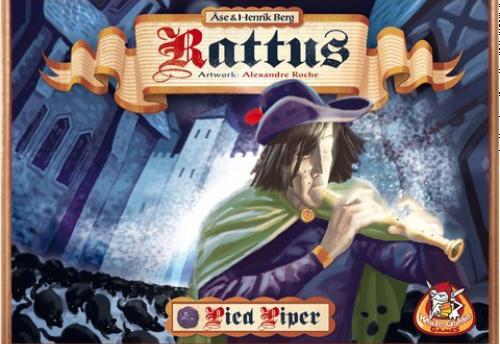 Rattus - Pied Piper