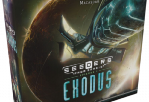 Seeders, Episode 1: Exodus