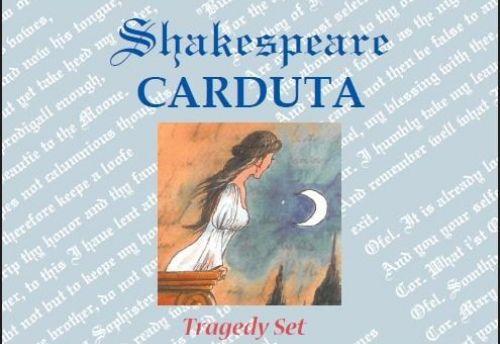 Shakespeare Carduta Tragedy set