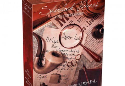 Sherlock Holmes : Jack l'Eventreur