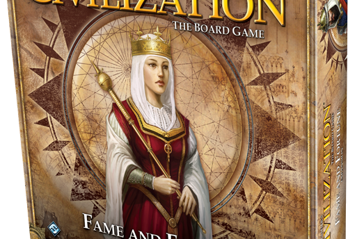 Sid Meier's Civilization-Fame & Fortune Expansion