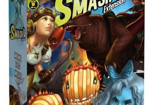 Smash Up: MEME PAS MORT