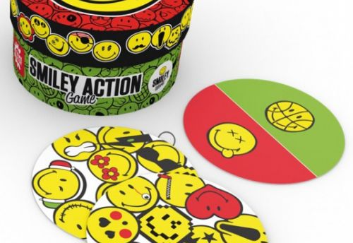 Smiley Action Game