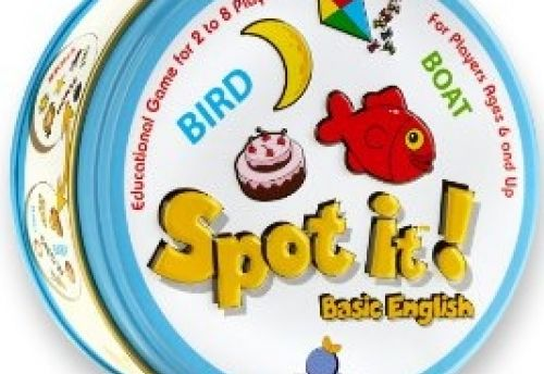 Spot It! Basic English