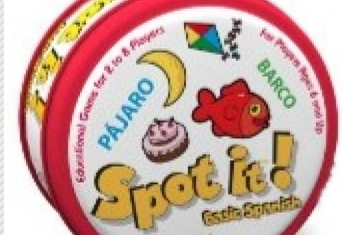 Spot It! Basic Spanish