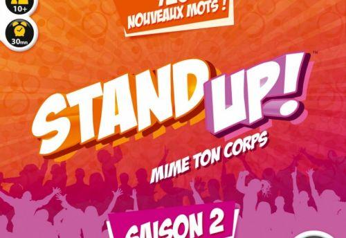 Stand Up ! - Saison 2 !