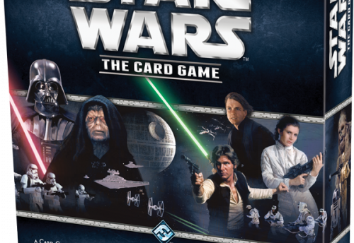 Star Wars Le jeu de cartes