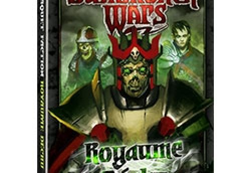 Summoner Wars : le royaume déchu