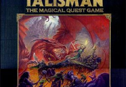 Talisman - 4th Edition