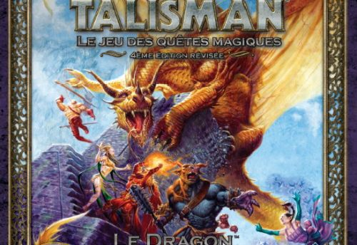 Talisman: Le Dragon
