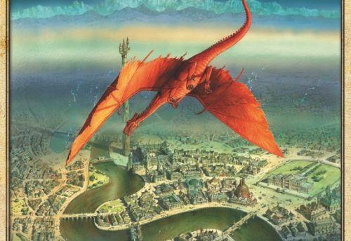 Terry Pratchett: Ankh-Morpork a Discworld Boardgam