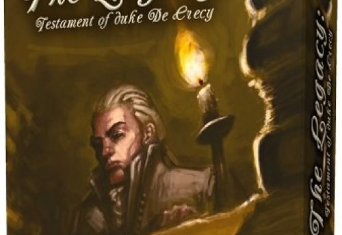 The Legacy : testament of duke de Crecy