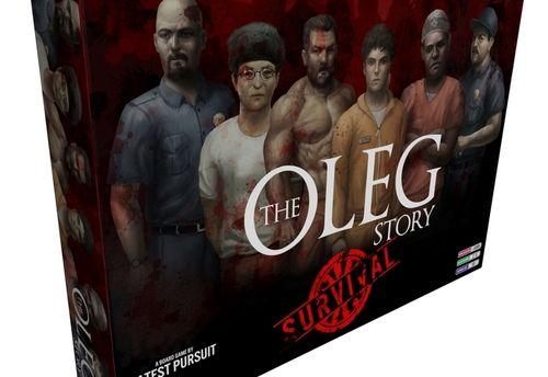 The Oleg Story: Survival