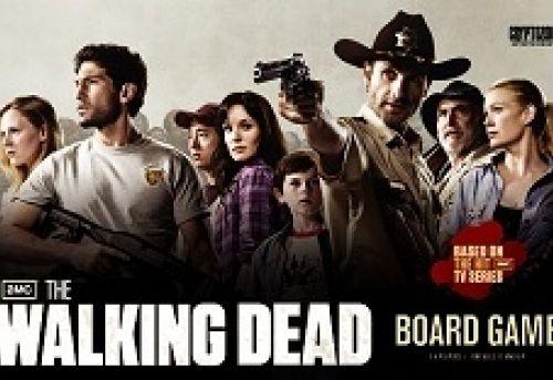 The Walking Dead Board Game