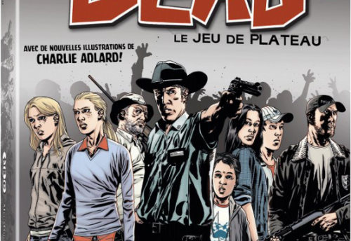 The Walking dead - Le jeu de plateau