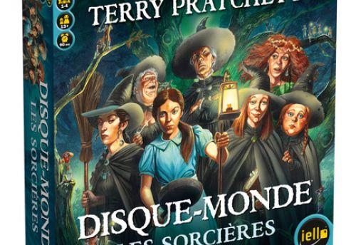 Disque-Monde - Les sorcières
